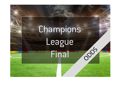 UEFA Champions League 2017/18 final - Odds to win - Stadium shot - Bet on it!