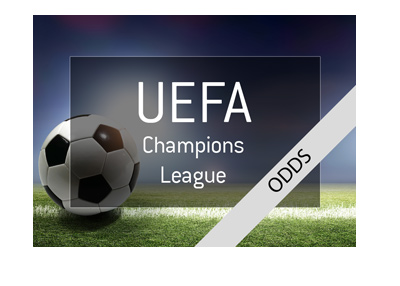 The UEFA Champions League - Odds to win 2017-18 tournament.  Real Madrid favourites going into semi-finals, if things go as expected on day two of second legs.