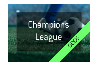 Random Champions League Odds - Bet on it! - Illustration.