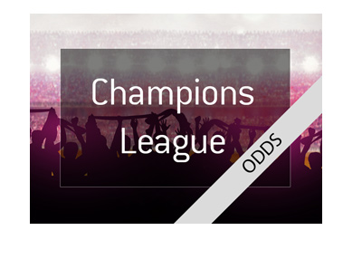 There is a lot to be excited about with the quarter-finals of the Champions League coming our way.  Latest odds to win the tournament.