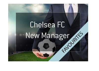 The favourites for the likely opening for the managerial position at Chelsea FC for 2018/19 season.