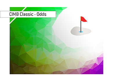 CIMB Classic - Golf tournament odds - Year is 2018 - Bet on it!