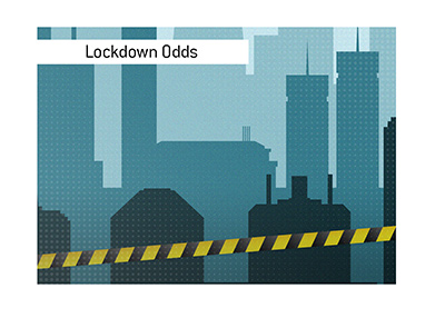 City on the lockdown - Odds.