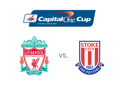 The Capital One Cup match between Liverpool and Stoke - Preview and odds