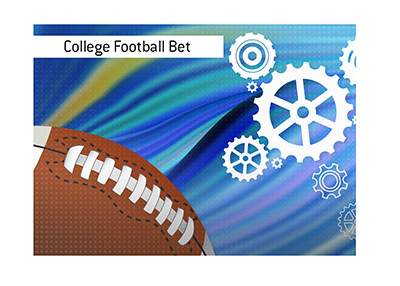 A huge college football parlay is awaiting for the scorelines.