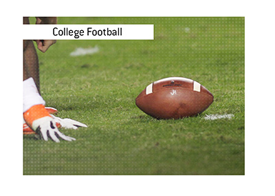 The new college football season is here.  Who are the favourites?