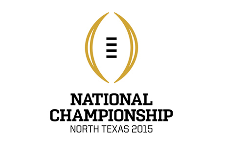 College Football Championship 2015 - North Texas - Logo