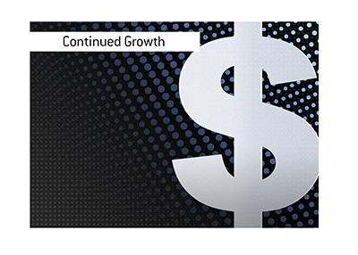 The sportsbetting industry in the United States is growing by leaps and bounds.