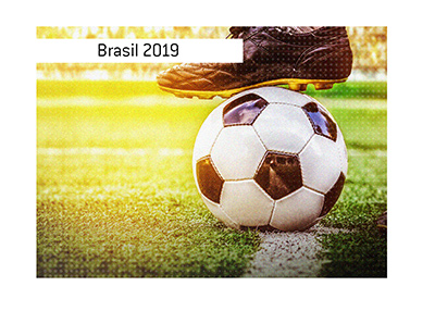 Brasil 2019 - Copa America - Bet on it!