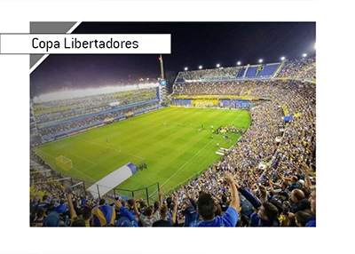 Copa Libertadores final will feature Boca Juniors vs. River Plate for the very first time. November 2018.