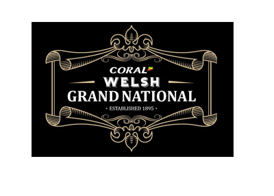 The logo for the Welsh Grand National horse race.