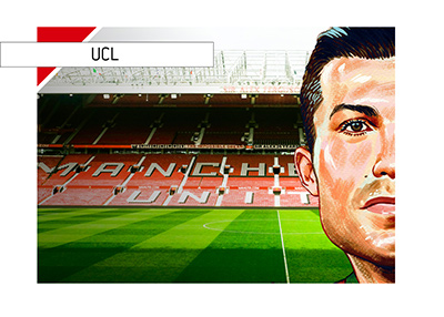 Cristiano Ronaldo is back at Old Trafford as Juventus visit Manchester United in the UEFA Champions League 2018/19. Bet on it!