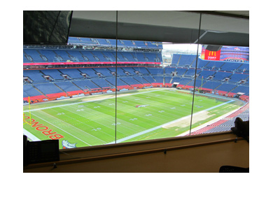 Denver Broncos Stadium - Sports Authority Field at Mile High - NFL Football.
