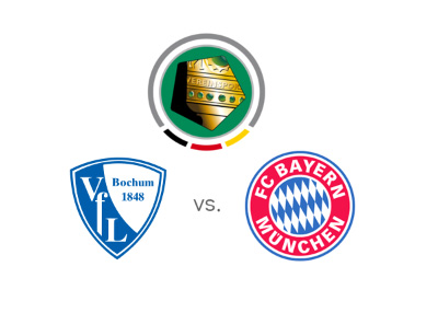 The German Cup match between VfL Bochum and Bayern Munich - Preview