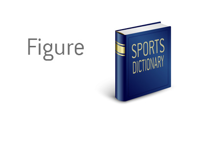 Definition of figure in sports betting.  King explains the meaning of the term