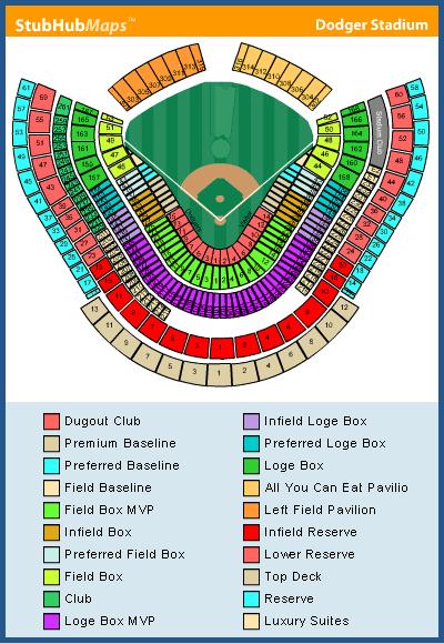 Los Angeles Dodgers vs Colorado Rockies Tickets