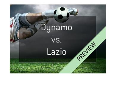 Dynamo Kyiv vs. Lazio - Europa League preview - Round of 16 second leg - 2018 March 14 - Bet on it!
