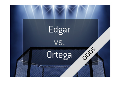 Frankie Edgar vs. Brian Ortega - MMA Odds - UFC 222 - Bet on it!