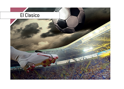 The new El Clasico is upon us.  Who is the favourite to win this time around?  Barcelona vs. Real Madrid.