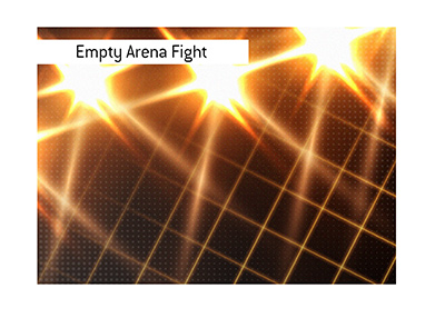 The location for the MMA event, important for more reason than one, has not been announced yet.