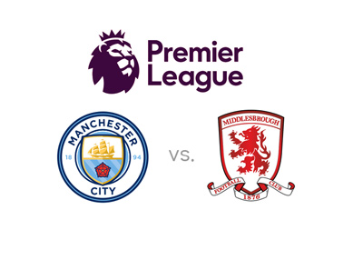Manchester City vs. Middlesbrough - The 2016/17 season of the English Premier League. Matchup and preview.