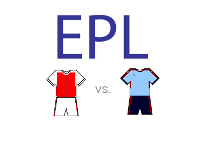 The English Premier League - Arsenal vs. Burnley - Matchup, preview and odds.