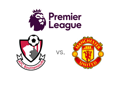 The 2016/17 English Premier League season - Bournemouth vs. Manchester United - Odds and preview