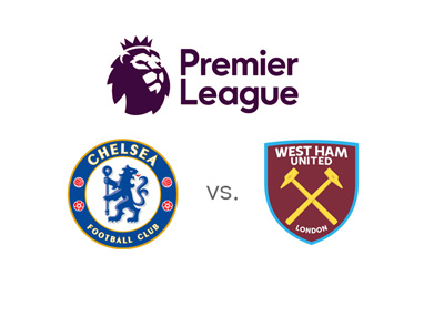 The English Premier League - Season 2016/17 - Chelsea vs. West Ham - Favourite to win