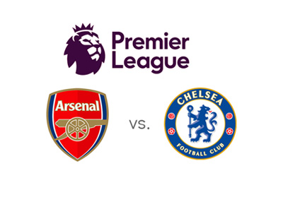 The English Premier League - 2016/17 season - Arsenal vs. Chelsea - The Emirates stadium - Matchup and odds.
