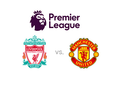 The English Premier League match between Liverpool and Manchester United - 2016/17 season - Matchup and odds