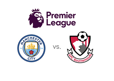 The 2016-17 English Premier League matchup between Manchester City and Bournemouth
