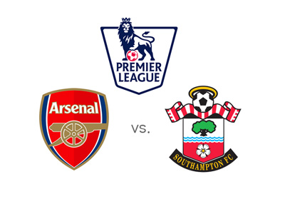 Arsenal vs. Southampton - English Premier League matchup - Preview and odds