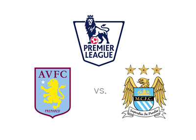 Aston Villa vs. Manchester City - English Premier League matchup - Odds, Preview and form