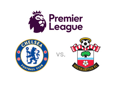 It is the 2016/17 season of the English Premier League and Chelsea are playing host to Southampton. Who is the favourite to win?