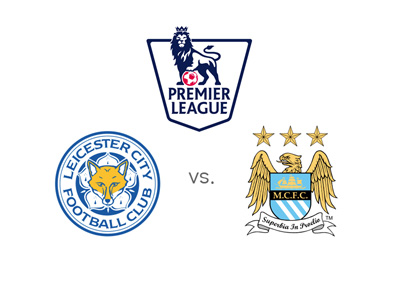 Leicester City vs. Manchester City - EPL - English Premier League match - Preview and odds