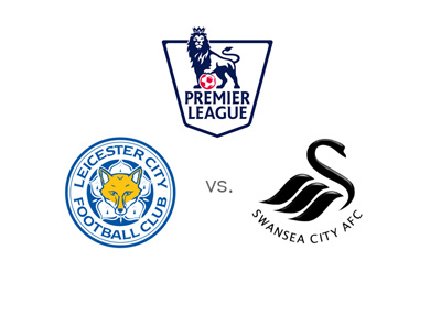 Leicester vs. Swansea City - English Premier League matchup