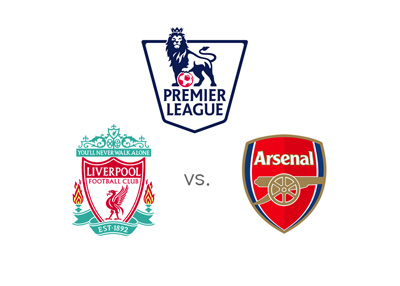 The English Premier League matchup - Liverpool vs. Arsenal - Preview and odds