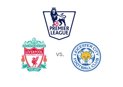 English Premier League match - Liverpool vs. Leicester - Boxing Day 2015