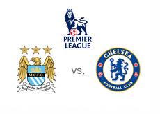 The English Premier League matchup - Manchester City vs. Chelsea - Game on!