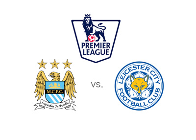 Manchester City vs. Leicester City - Barclays Premier League matchup - Odds to Win