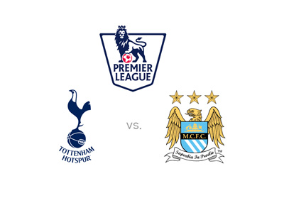 Tottenham vs. Manchester City - English Premier League matchup, preview and odds - Team logos