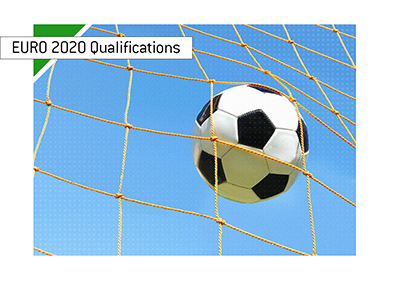 The qualifications for the EURO 2020 tournament have started. Find out the odds.  Bet on the games!