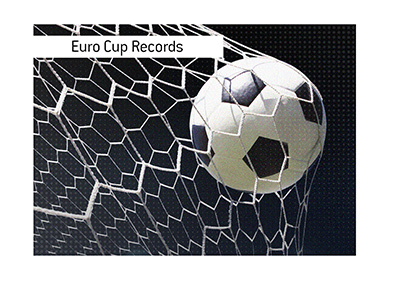 From the European Cup record books.  Highest margin of victory in final tournament.