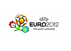 Euro 2012 logo - Poland and Ukraine