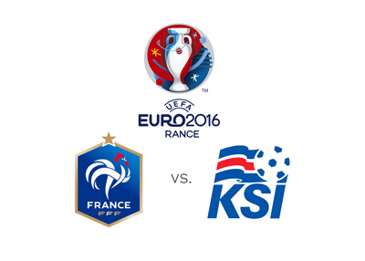 EURO 2016 - France vs. Iceland - Matchup, preview and odds