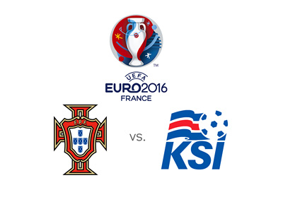 Euro 2016 matchup - Portugal vs. Iceland - Preview and odds