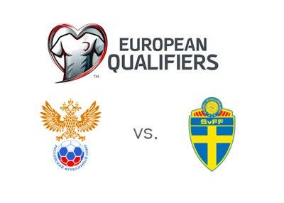 Euro 2016 qualifiers - Russia vs. Sweden - Preview and game odds