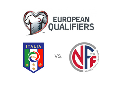Italy vs. Norway - Euro 2016 Qualifying match - Preview and Odds