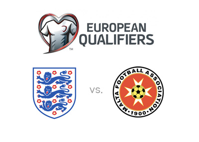 The World Cup qualifiers - England vs. Malta - October 2016 - Matchup.