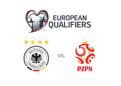 Euro qualifiers - France 2016 - Germany vs. Poland - Matchup and game odds